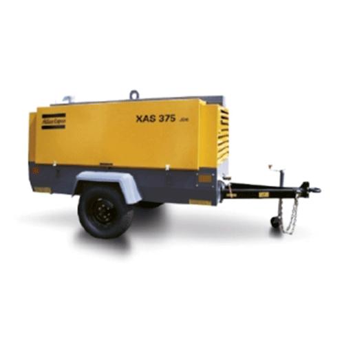Compresores-de-aire-portátiles-de-Tornillo-rotatorio-Atlas-Copco-XAS-375