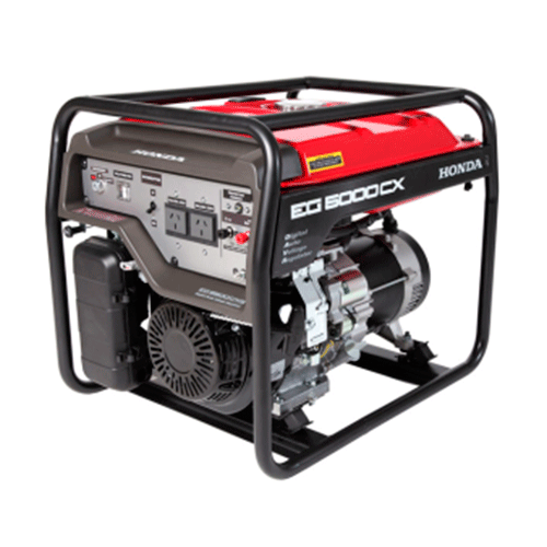 Generadores Eléctricos HONDA Modelo EG5000