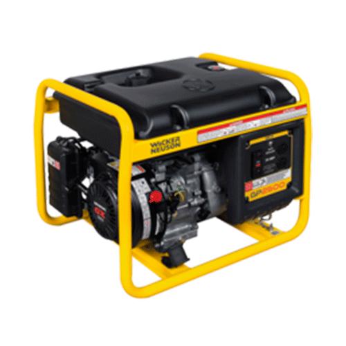 Generadores Eléctricos Wacker GP-2500A