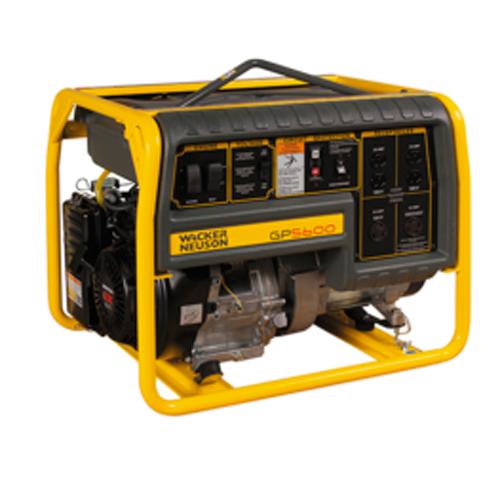 Generadores-Eléctricos-Wacker-GP-5600A