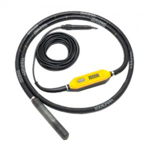 Vibradores de Concreto eléctricos de Alta Frecuencia Wacker Mod IRFU38