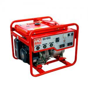 Generadores Eléctricos MULTIQUIP GA6HEB