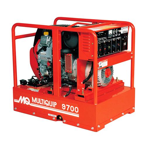 Generadores Eléctricos MULTIQUIP GA97HEA