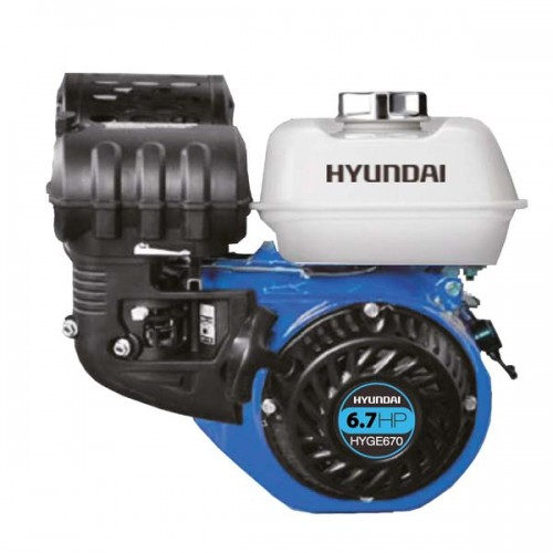 Vibradores de Concreto GIMSA con Motor HYUNDAI
